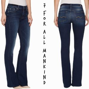 7 for all Mankind Original Bootcut Jeans size 27